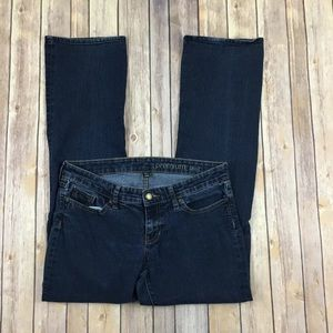 "Gap Premium Boot Jeans 4/27 Bootcut Mid Rise 30"""